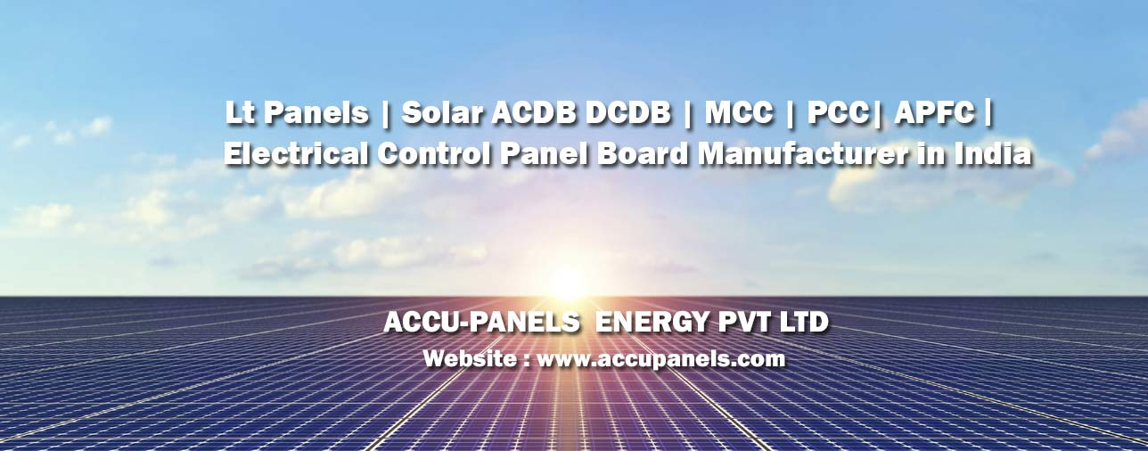Electrical control board panel manufacturer